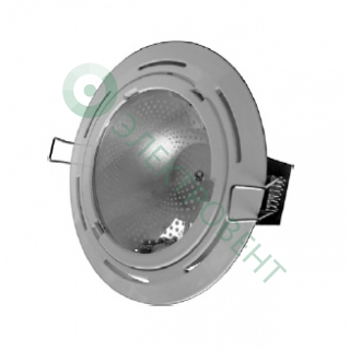 Светильник DownLight FL-2023 2x26w G24d white